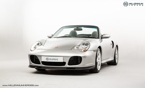 2004 PORSCHE 996 TURBO // X50 PACK // MANUAL // 19K MILES