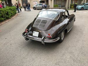 Porsche 356SC, 1.6L 110PS - fully restored LHD