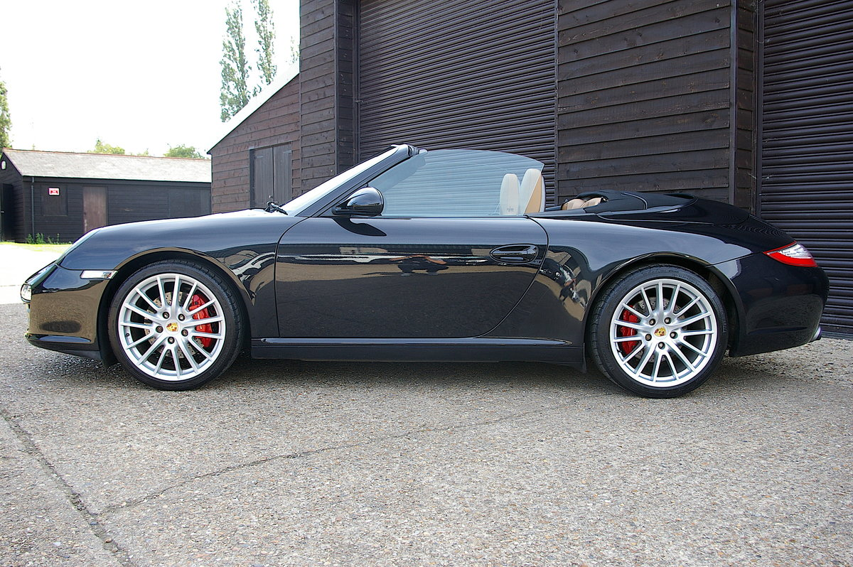 2010 Porsche 997.2 Carrera S 3.8 PDK Convertible (48,732 miles) SOLD (picture 2 of 6)
