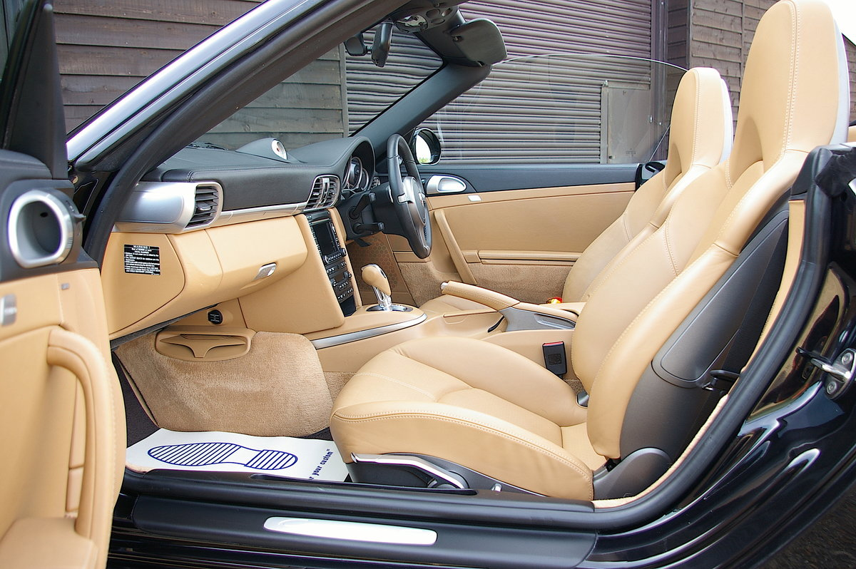2010 Porsche 997.2 Carrera S 3.8 PDK Convertible (48,732 miles) SOLD (picture 4 of 6)