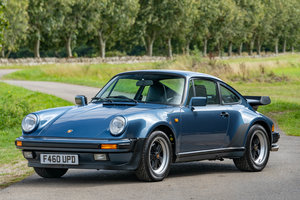1989 Porsche 911 Turbo G50 - 27,700 miles from new