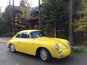1964 Porsche 356 SC Outlaw  For Sale by Auction