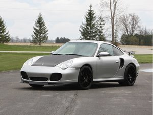 2001 Porsche 911 Turbo Coupe  For Sale by Auction