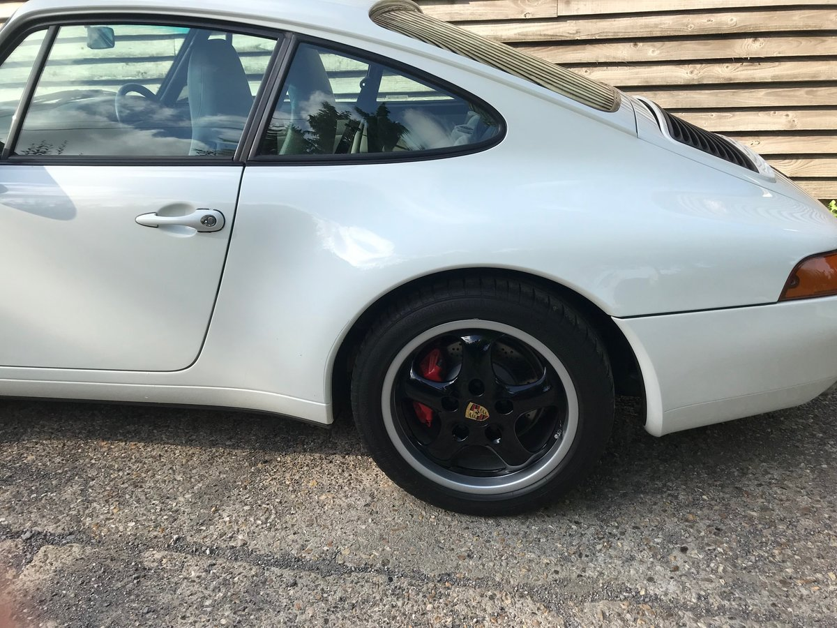 1994 Porsche 911 3.6 993 Carrera 2 Tiptronic S 2dr For Sale (picture 4 of 6)