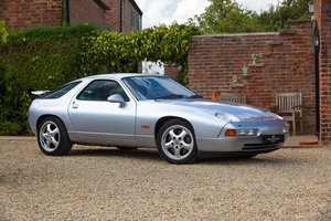 PORSCHE 928 GTS - WONDERFUL UK EXAMPLE WITH FSH & ONLY 55K