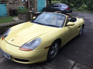 1998 Porsche boxster 2.5 Stunning  For Sale