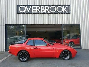 1982 Porsche 944 Manual For Sale