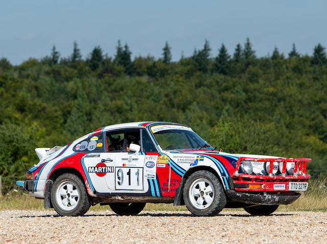 Rally Cars For Sale >> 1976 Porsche 911 Carrera 3 0 Litre Rally Car For Sale By