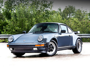 1988 PORSCHE 911 TURBO COUPÉ For Sale by Auction