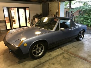 1971 Porsche 914,california car,rustfree,nice !! £9995 For Sale