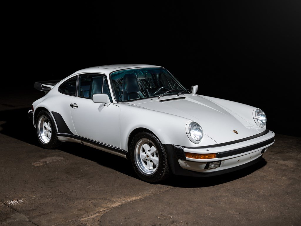 1989 Porsche 911 Turbo Coupe  For Sale by Auction (picture 1 of 6)