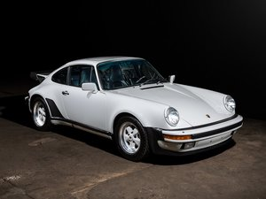 1989 Porsche 911 Turbo Coupe  For Sale by Auction