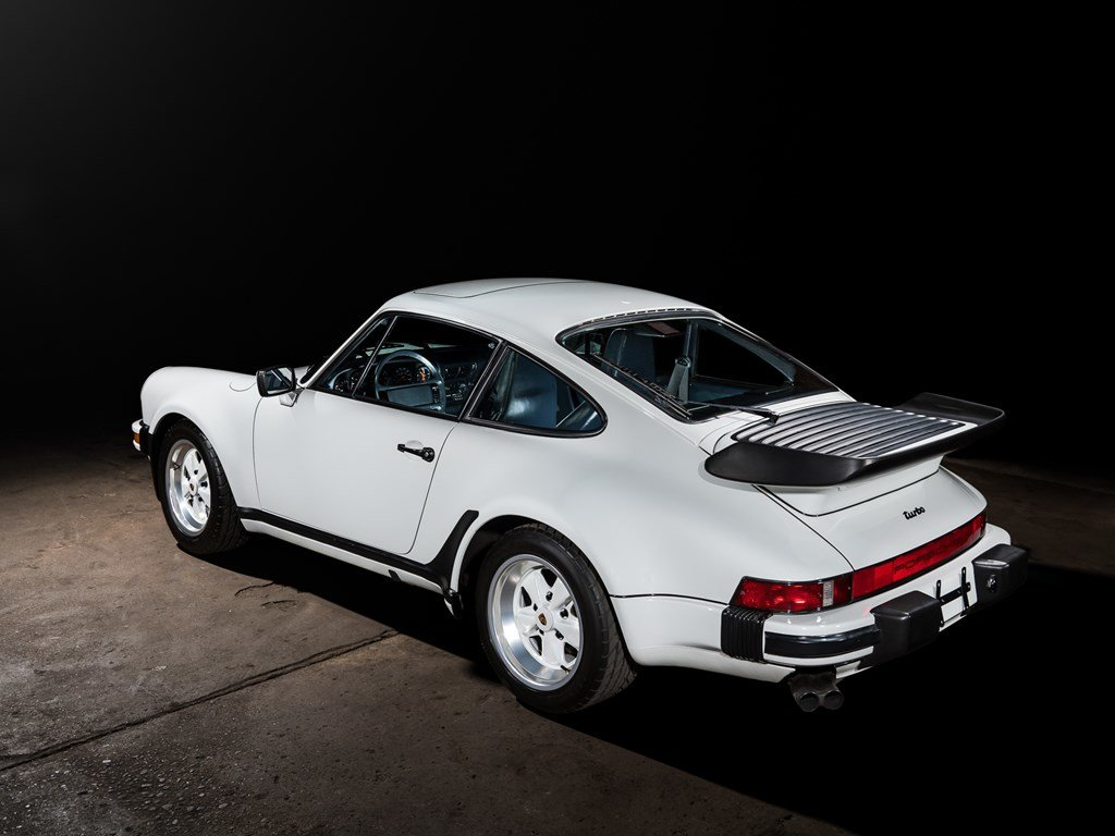 1989 Porsche 911 Turbo Coupe  For Sale by Auction (picture 2 of 6)