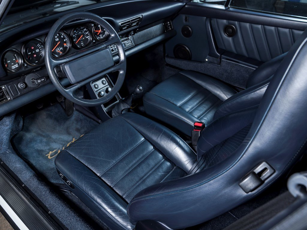 1989 Porsche 911 Turbo Coupe  For Sale by Auction (picture 4 of 6)