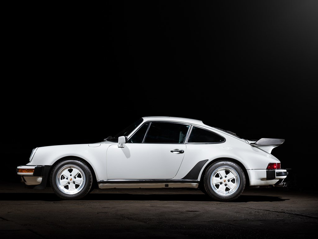 1989 Porsche 911 Turbo Coupe  For Sale by Auction (picture 5 of 6)