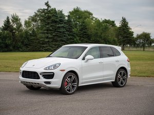 2013 Porsche Cayenne Turbo  For Sale by Auction