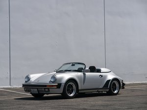 1989 Porsche 911 Speedster  For Sale by Auction