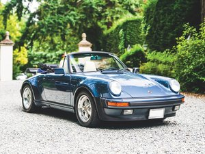 1988 Porsche 911 Turbo Cabriolet  For Sale by Auction