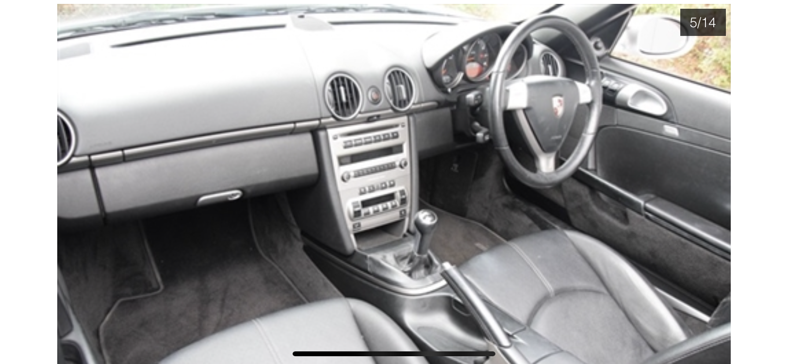 1999 Porsche Boxster 987 For Sale (picture 4 of 6)