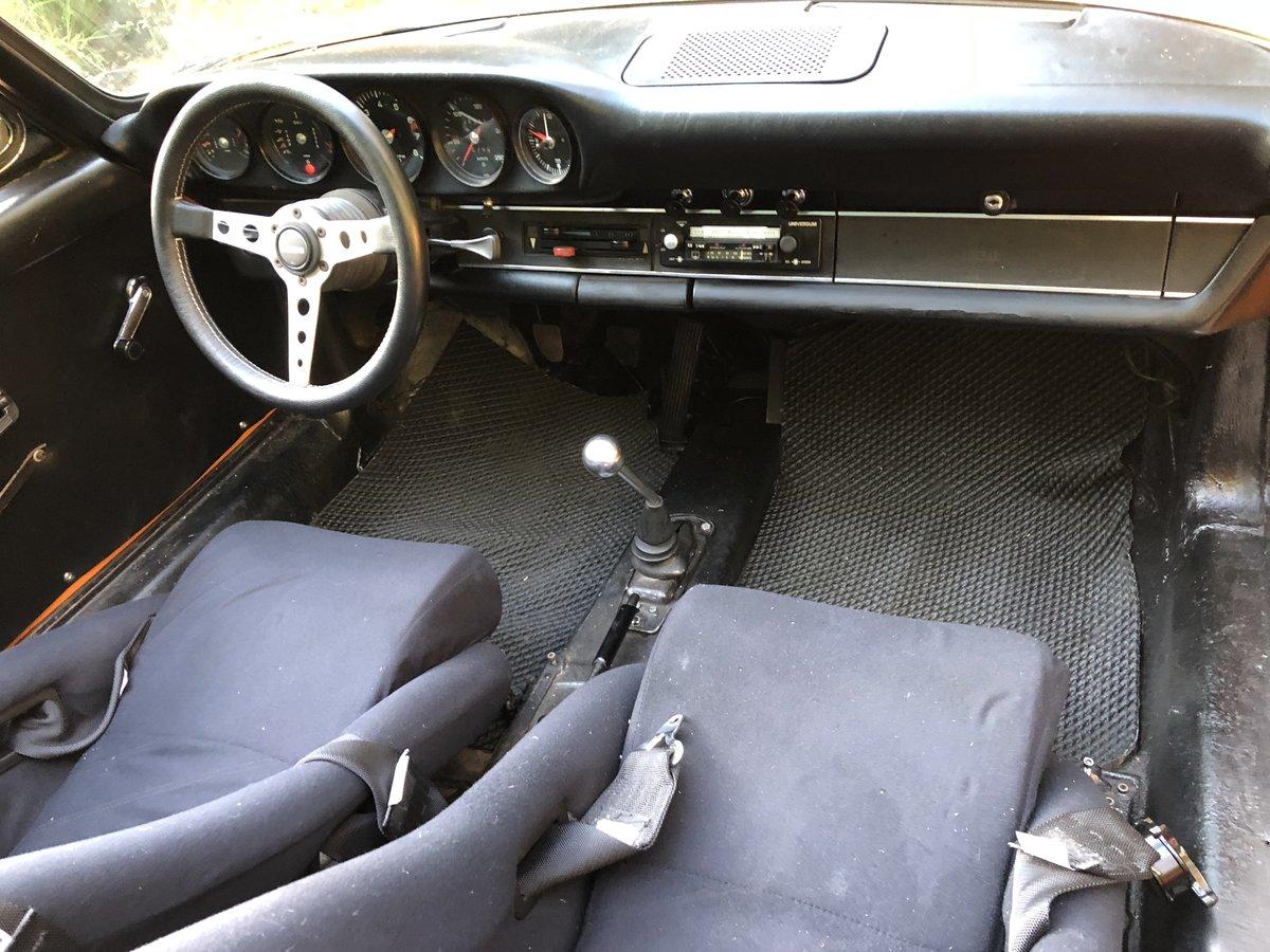 1971 PORSCHE 911T Targa LHD UK supplied Oil Klappe model For Sale (picture 4 of 6)