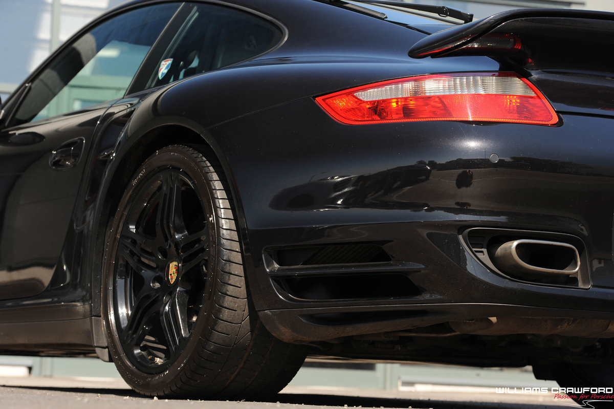 2006 Porsche 997 Turbo Tiptronic S coupe For Sale (picture 3 of 6)