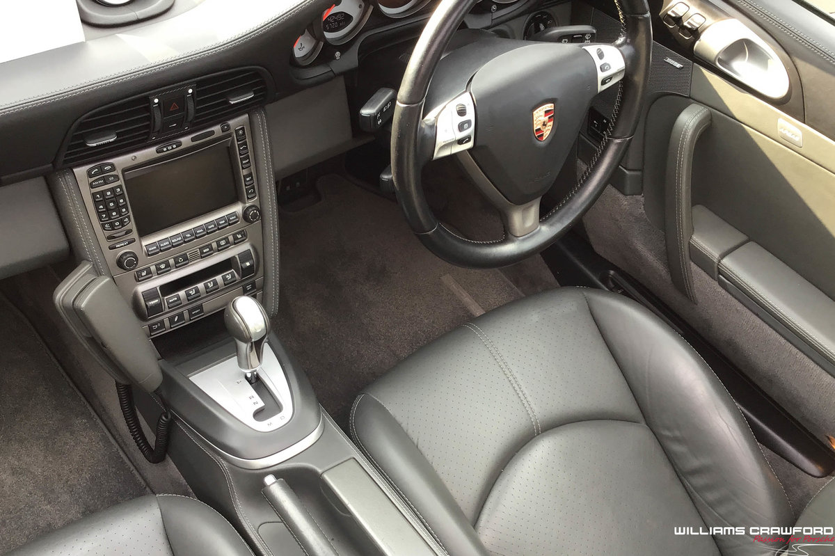 2006 Porsche 997 Turbo Tiptronic S coupe For Sale (picture 4 of 6)