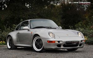 1997 Porsche 993 Carrera 2 S manual coupe For Sale