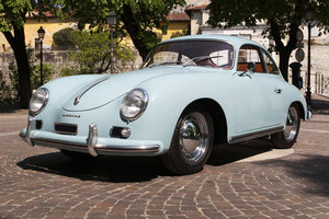 1957 Porsche 356 A-T2 Coupè  Nuts & Bolts Restoration For Sale