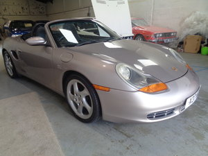2000 Porsche Boxster 60,000 mls 3 previous keepers !! For Sale