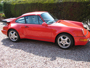 1991 Porsche 964 Turbo 12 Sep 2019 For Sale by Auction