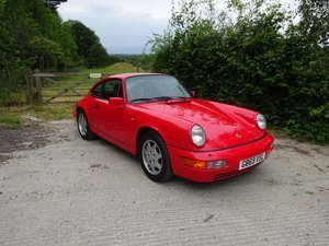 1990 Porsche 964 C2 Coupe - manual For Sale