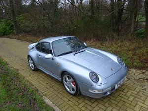 1996 Porsche 993 Turbo - 57,000 miles For Sale