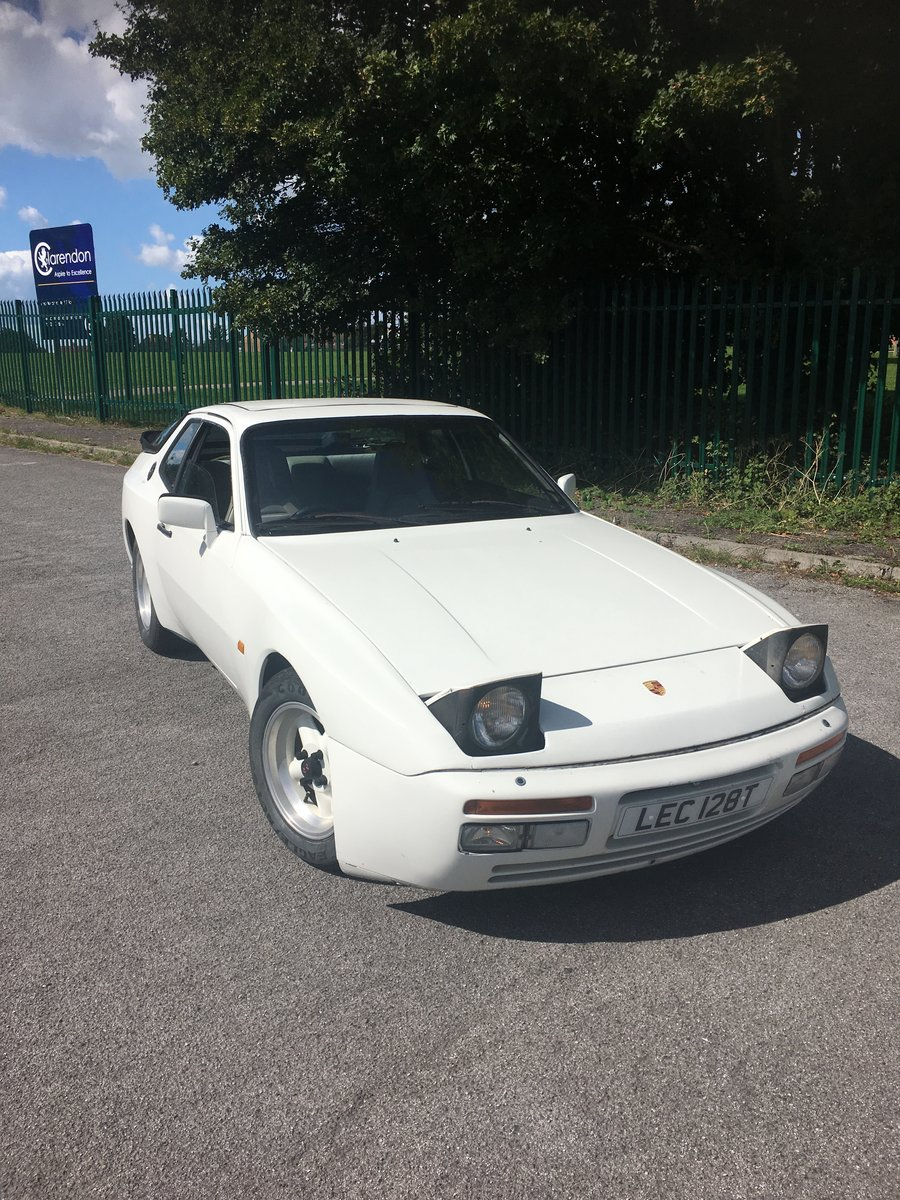 1979 Porsche 924/944 rare body conversion mot exempt  For Sale (picture 1 of 6)