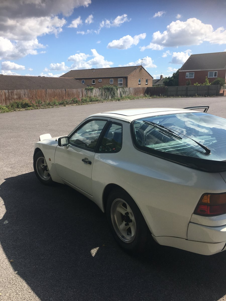 1979 Porsche 924/944 rare body conversion mot exempt  For Sale (picture 5 of 6)
