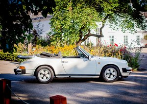 Porsche 911930 Carrera Cabriolet (3.2 litre) For Sale by Auction