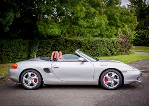 2001 Porsche Boxster S SOLD by Auction