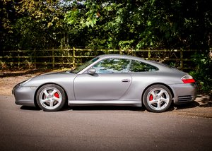 2003 Porsche 911  996 Carrera 4S For Sale by Auction