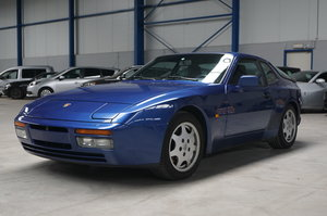 PORSCHE 944 S2, 1991 For Sale by Auction
