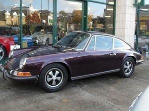 1969 Porsche 911E RHD Sportmatic Fully Restored For Sale