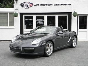 Picture of 2006 Porsche Boxster 2.7 Manual Atlas Grey huge spec only 41k SOLD