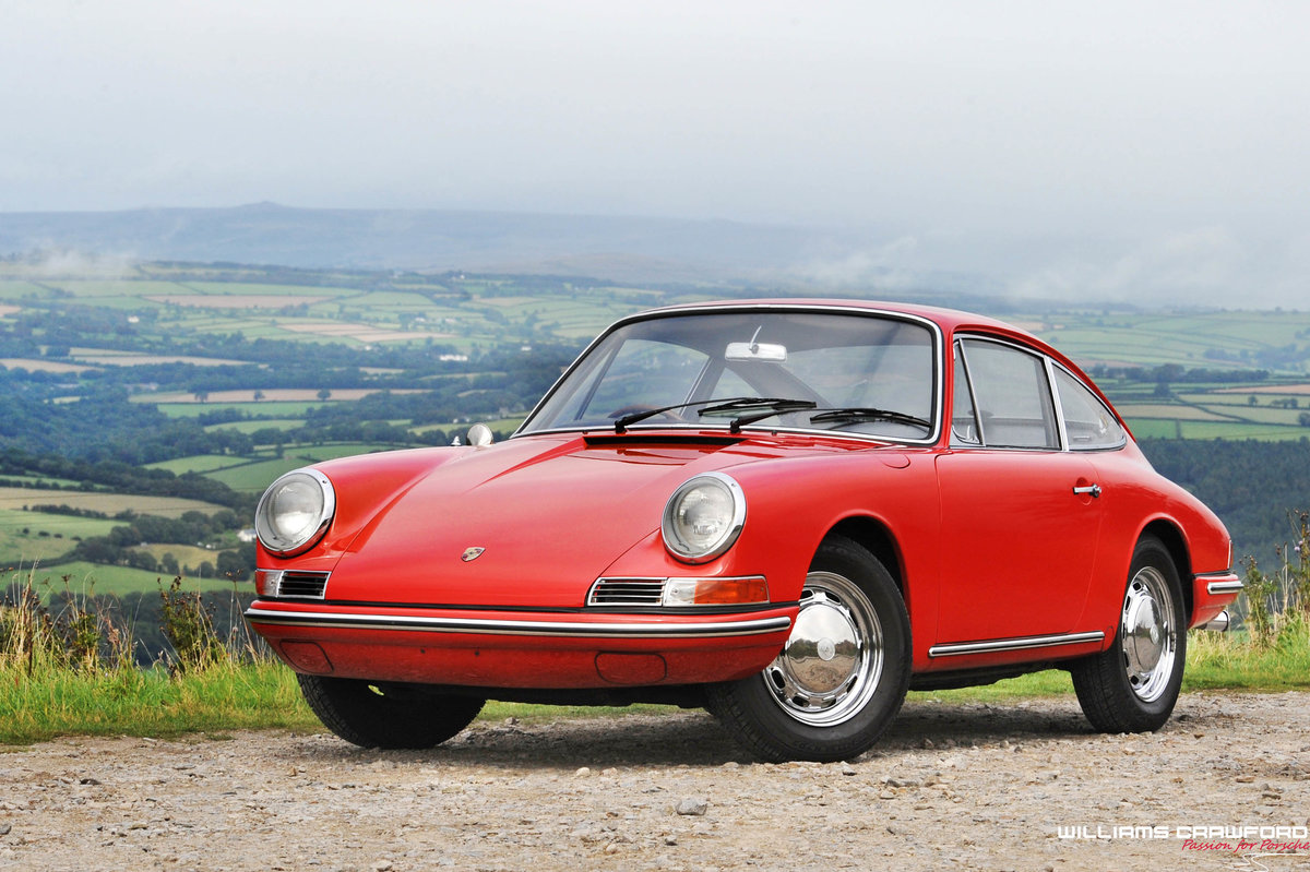 1965 Matching numbers Porsche 911 SWB RHD coupe For Sale (picture 1 of 6)