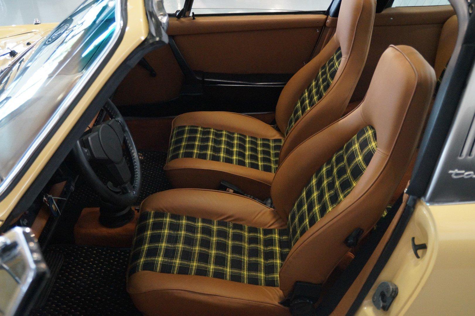 PORSCHE 911 911S 2.7 Targa Rare Colour Combination (1974) For Sale (picture 3 of 6)