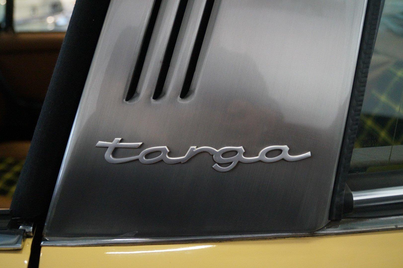 PORSCHE 911 911S 2.7 Targa Rare Colour Combination (1974) For Sale (picture 6 of 6)