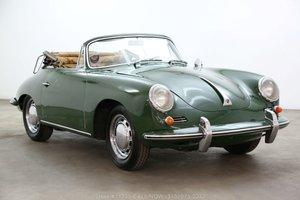 1963 Porsche 356C Cabriolet For Sale