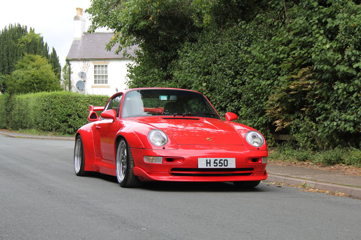 1995 Porsche 993 Turbo 4 GT2  - Totally Unique, 520BHP For Sale (picture 1 of 19)