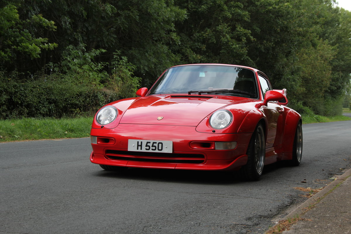 1995 Porsche 993 Turbo 4 GT2  - Totally Unique, 520BHP For Sale (picture 3 of 19)
