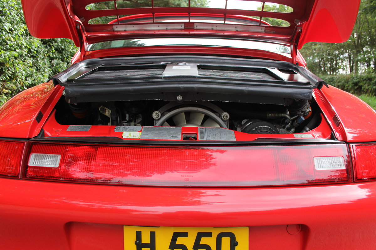 1995 Porsche 993 Turbo 4 GT2  - Totally Unique, 520BHP For Sale (picture 16 of 19)