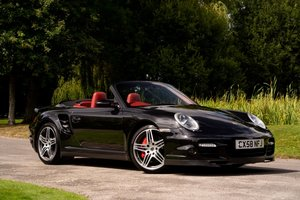 2008 Porsche 911 (997) Turbo Cabriolet  For Sale