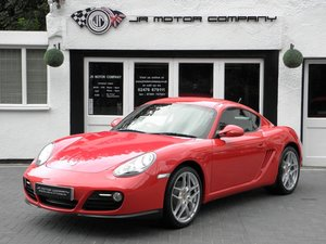 2009 Porsche Cayman 2.9 Gen 2 Manual Huge Spec!
