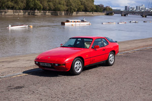 1987 Porsche 924S - 57,500 miles, superb history For Sale